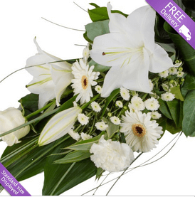 cheap funeral flowers uk